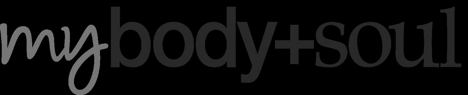 mybody_and_soul